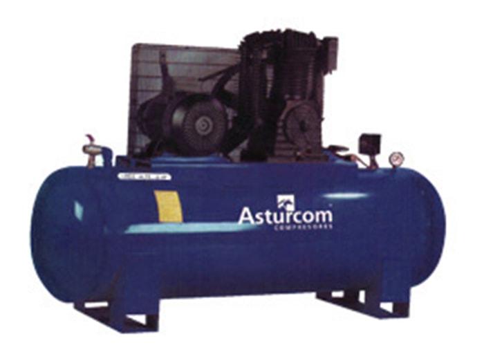 Compresor Asturcom Alfa 10