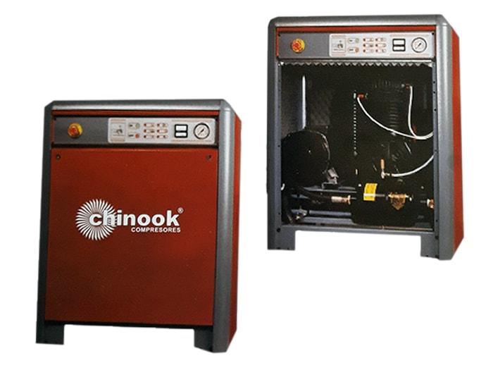 Compresor Chinook Modelo 1100